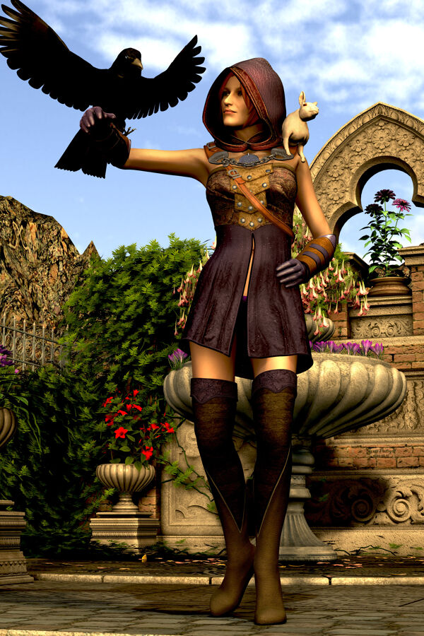 [IMG] 2020-03-04-Leliana-ancientgarden-01-fix.jpg